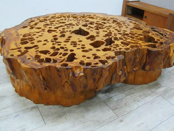 屋久杉 座敷テーブル